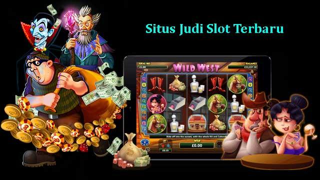 Apakah Mesin Slot Itu Dan Bagaimana Cara Bermain Slot Online