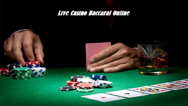 Live Casino Baccarat Online