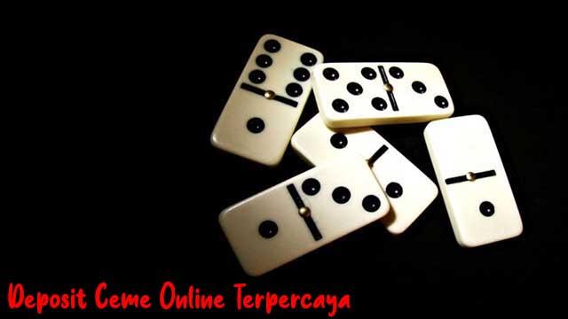 Deposit Ceme Online Terpercaya